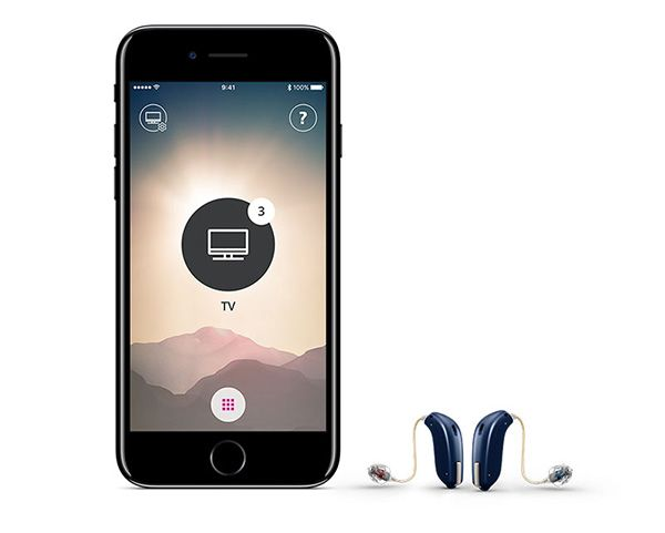 Mobile phone and over the ear hearing aids - El Paso TX