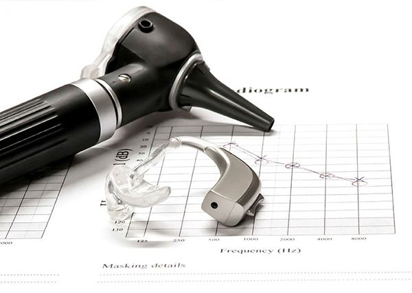Otoscope, Hearing Aid, and Audiogram - El Paso TX